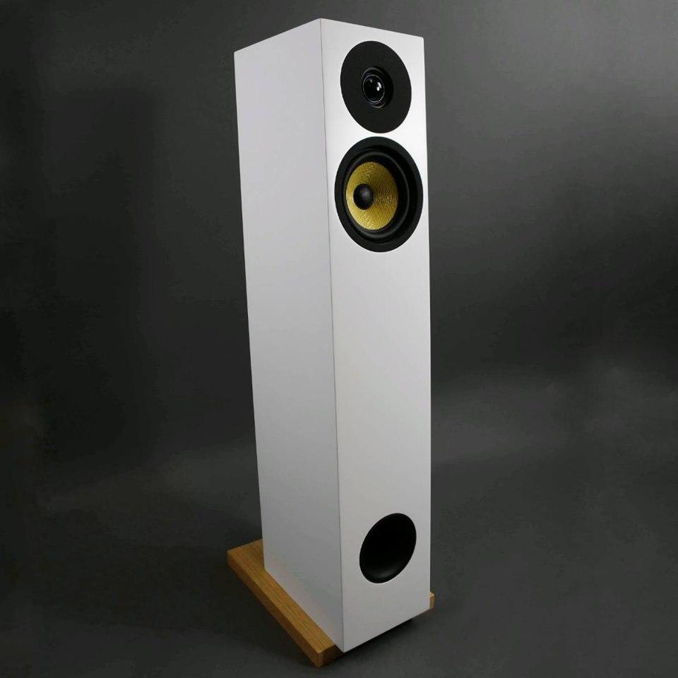 Davis Acoustics Courbet 4