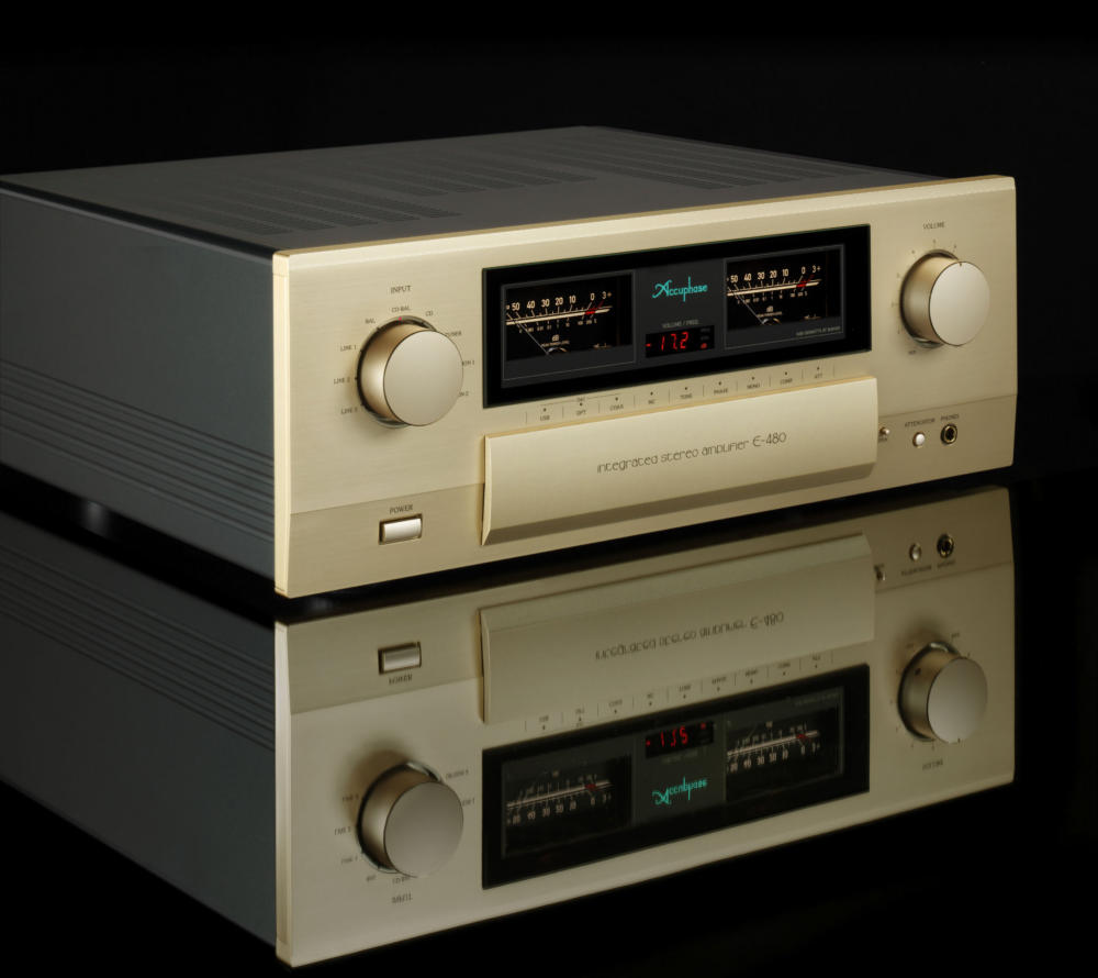 Accuphase E480