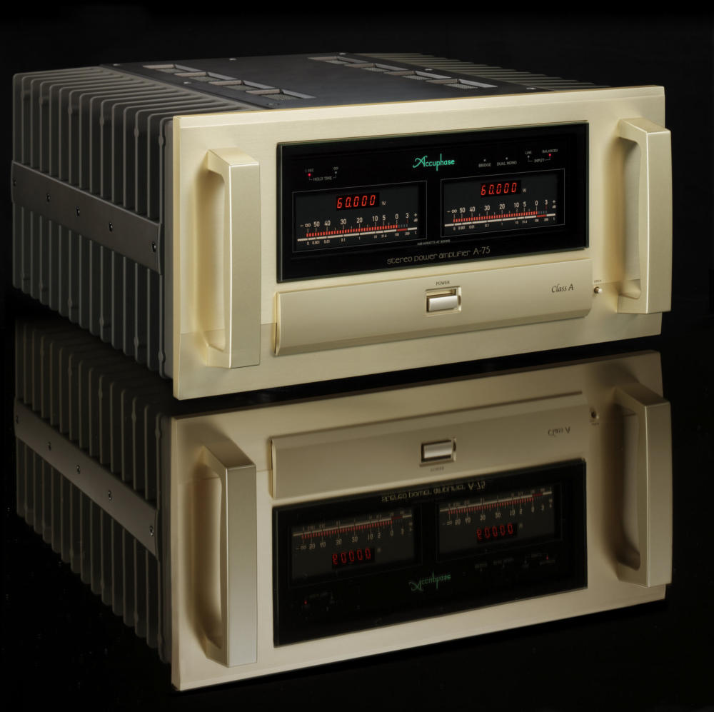 Accuphase A75
