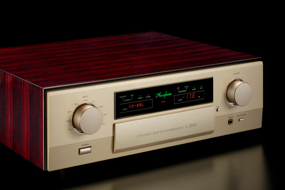 Accuphase C2850