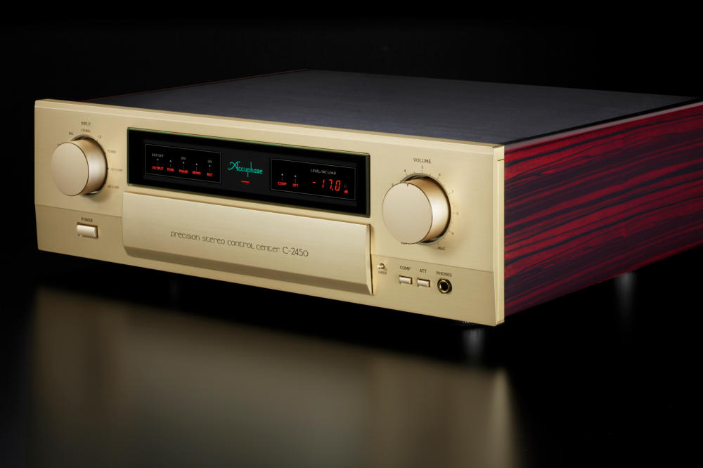 Accuphase C2450